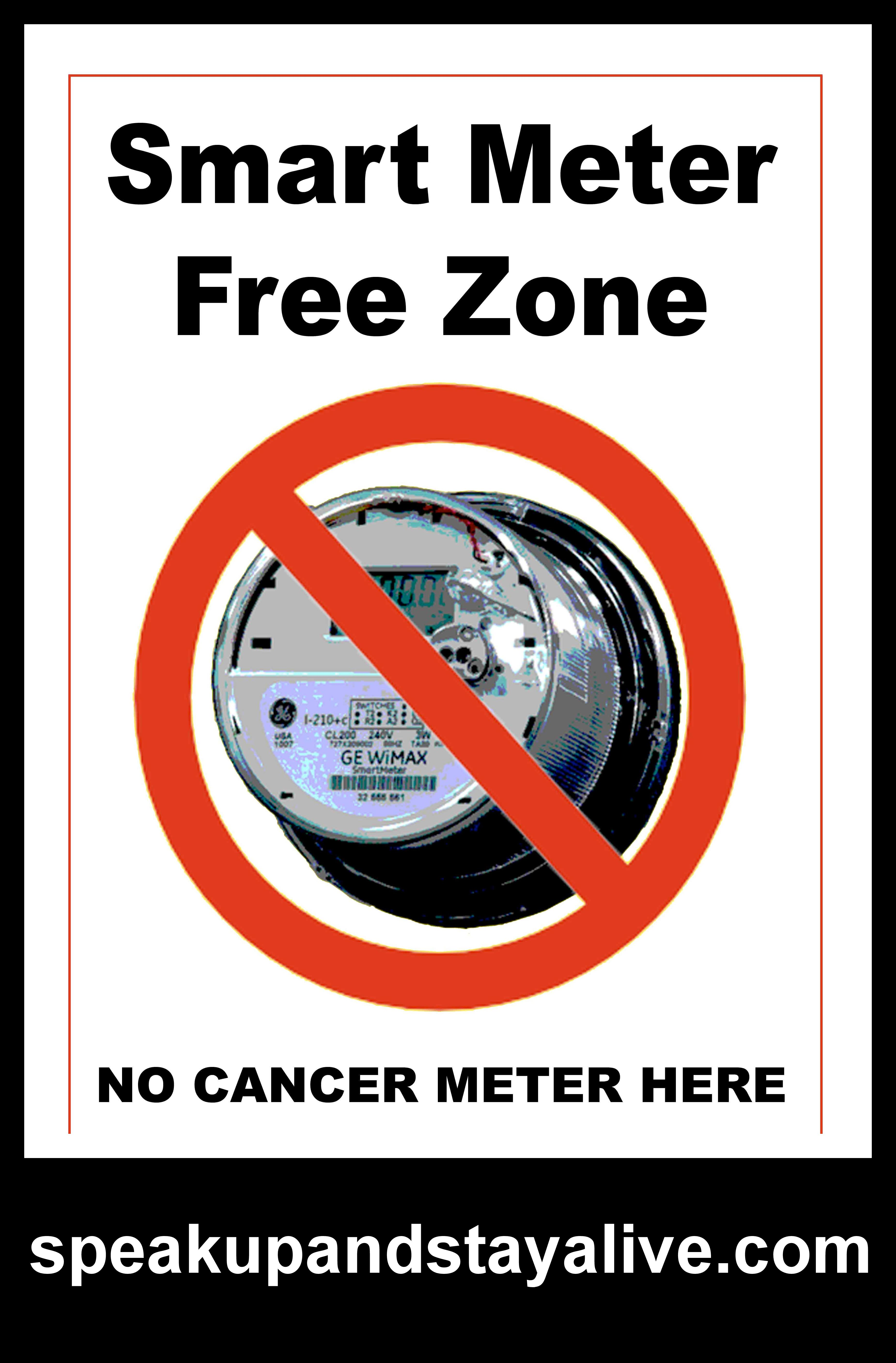 Smart Meter Opt Out Letter.Smart Meters Are A Health Hazard How To Opt Out How To