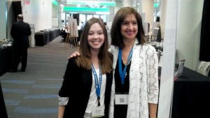 Morgan and Pat - Speakers at the Cleveland Clinic Patient Experience Summit